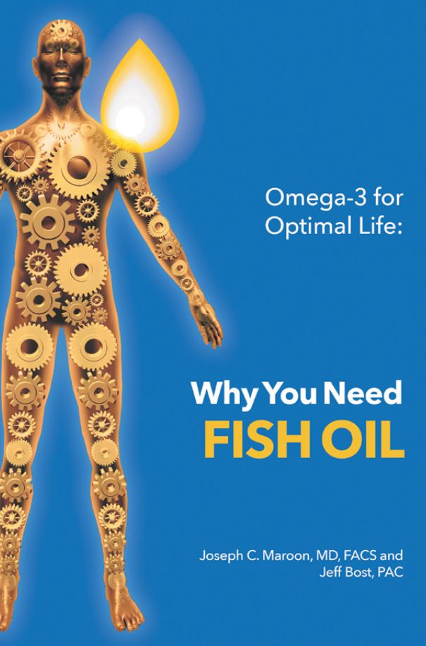 Maroon Fish Oil Book Cover