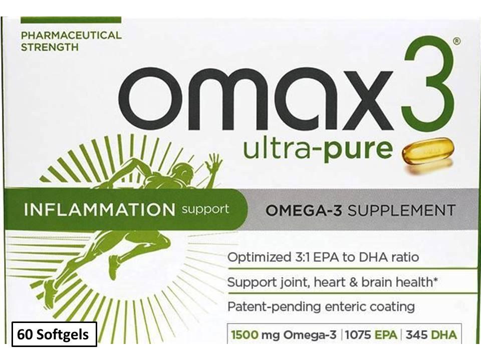 New Omax Label
